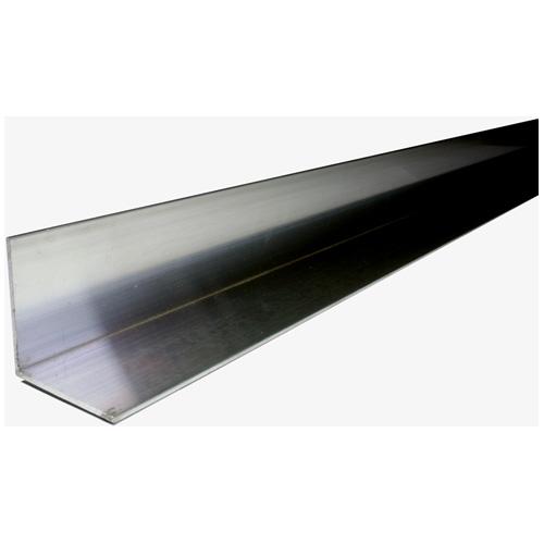 "Angle Bar - Steel - 1/8"" x 1 1/2"" x 6' - Black"