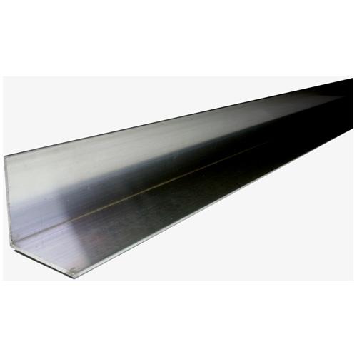 "Angle Bar - Steel - 1/8"" x 2"" x 4' - Black"