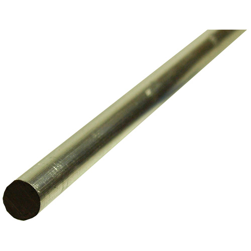 "Unthreaded Rod - 3/8"" x 72"" - Aluminum"
