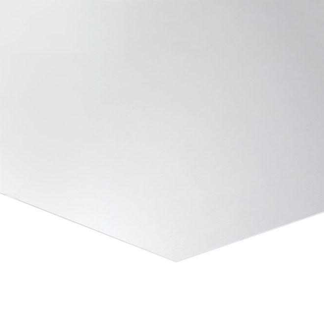 Aluminum Sheet - 24-Gauge - 24'' x 12'' x 24''