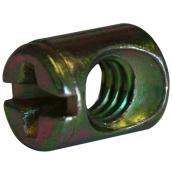 """Écrou de type JRN, 1/4""""-20 x 13 mm, 4/pqt"""