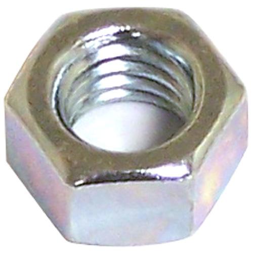 Hexagonal Nut - Zinc Plated - M4 x 0.7 pitch - 8PK