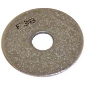 Flat Washer - Steel - Fender - 1/4