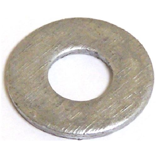 """Rondelles plates en acier, 1/2"""", boîte de 25, fini galvanisé"""