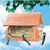 Mangeoire à oiseaux avec paniers à suif, 8 lb, cèdre aromatique