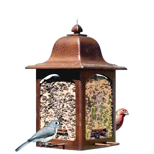 """Bird Feeder - """"Tulip"""" Bird Feeder"""