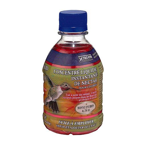 Concentré de nectar pour colibri