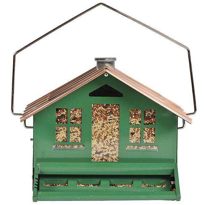 Mangeoire pour oiseaux à l'épreuve des écureuils, 8 lbs