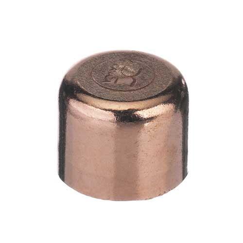 Capuchons en cuivre 1/2 po