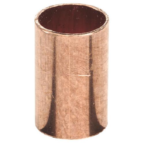 Manchons en cuivre 1/2 po
