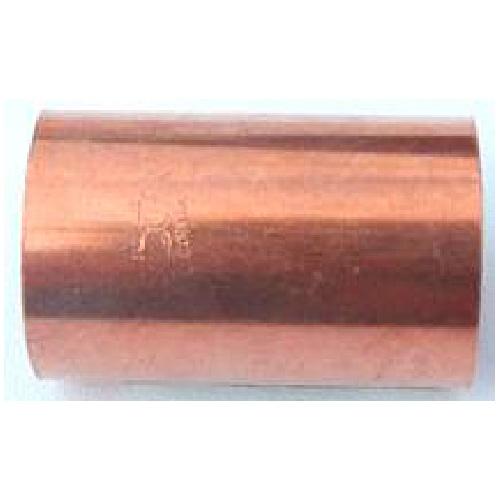 Manchon pression en cuivre 1/2 po.