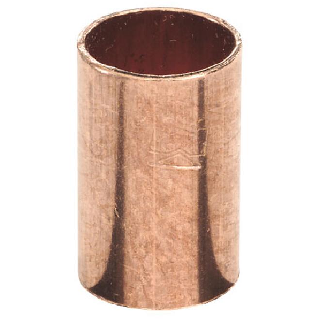 Manchon en cuivre 1 po