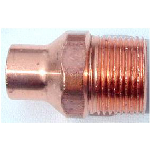1 1/4-in Copper adapter
