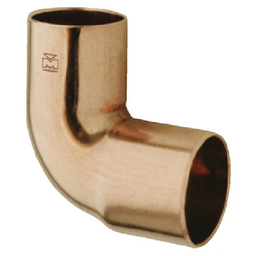 1-in Copper elbow