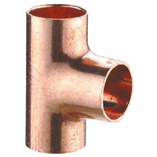 1/2-in Copper tee