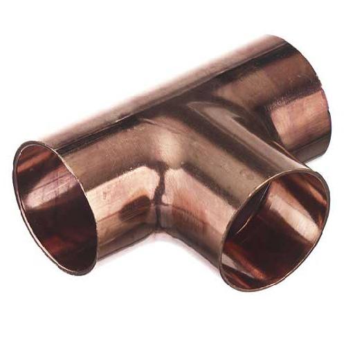 1 1/2-in Copper Tee