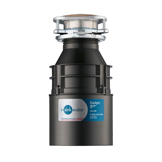 """""""Badger 5 XP"""" Food Waste Disposer"""