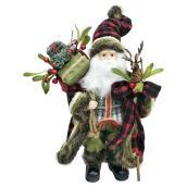 Père-Noël décoratif en tissu, 16