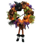 Autumn Wreath - Witch - 22