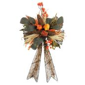 Fall Door Hanging - Bow - 19''