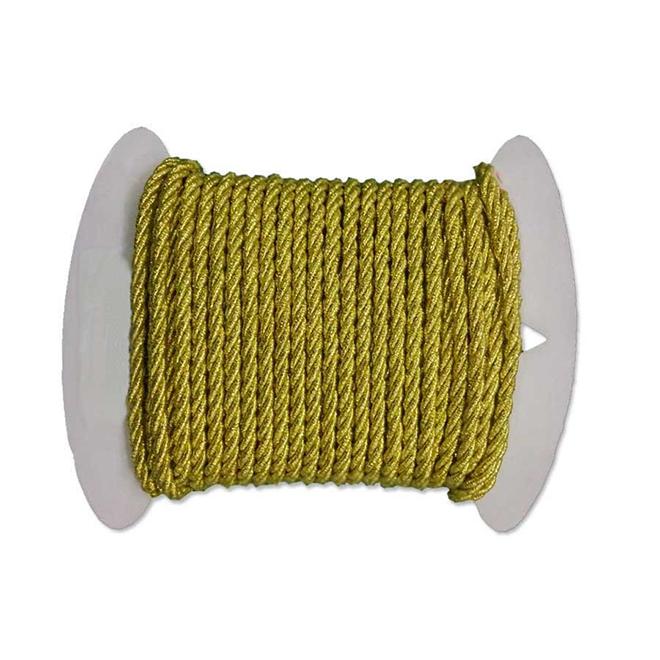 Corde de jute, 4 mm x 24', or