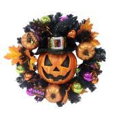 Pumpkin Wreath - Foam - 161/2