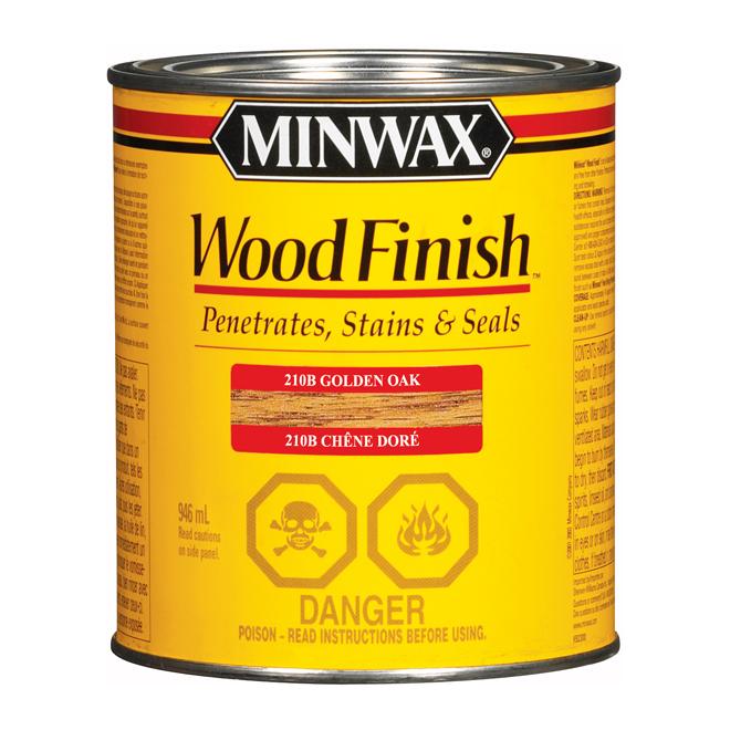 Interior Wood Stain - Golden Oak