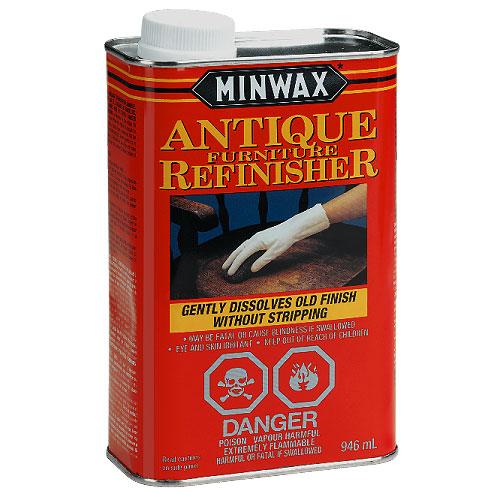 Refinisher - Antique Wood Refinisher - MINWAX Refinisher - Antique Wood Refinisher 19003 RONA