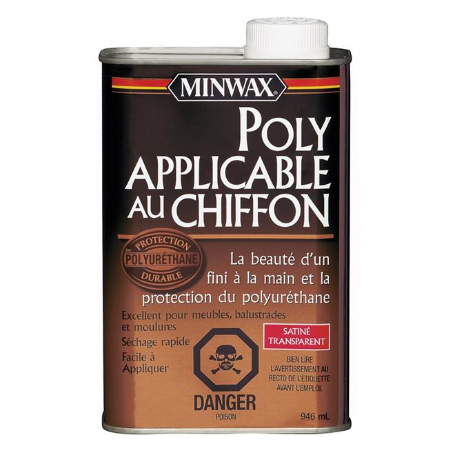 Chiffon Applicateur