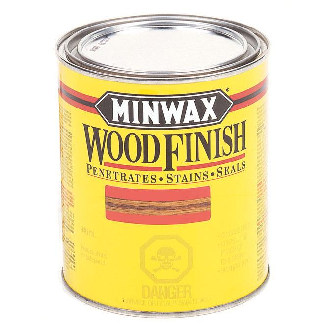 Interior Wood Stain - Sedona red
