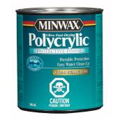 Polycrylic Water-Based Protective Finish -946 mL -Semi-Gloss