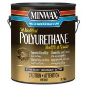 Polyurethan Stain - 3.78 L - Satin Finish
