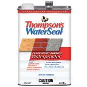 Water sealer
