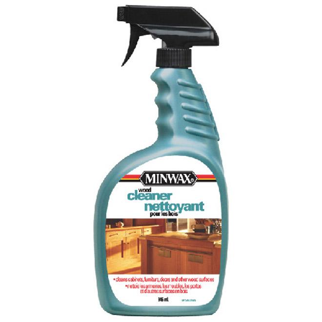 """""""Minwax"""" Wood Cleaner"""