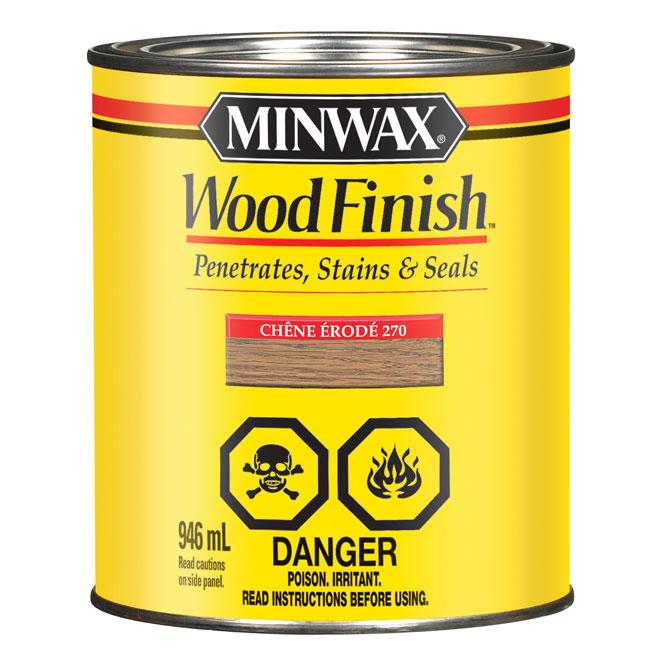 Teinture d'intérieur pour bois - Chêne érodé
