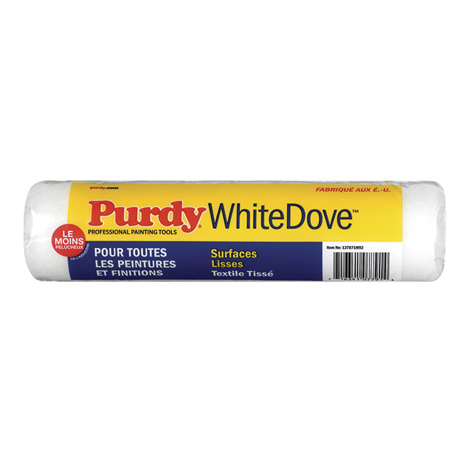 Purdy - Lint-Free Roller - Polyester - 240 mm x 10 mm