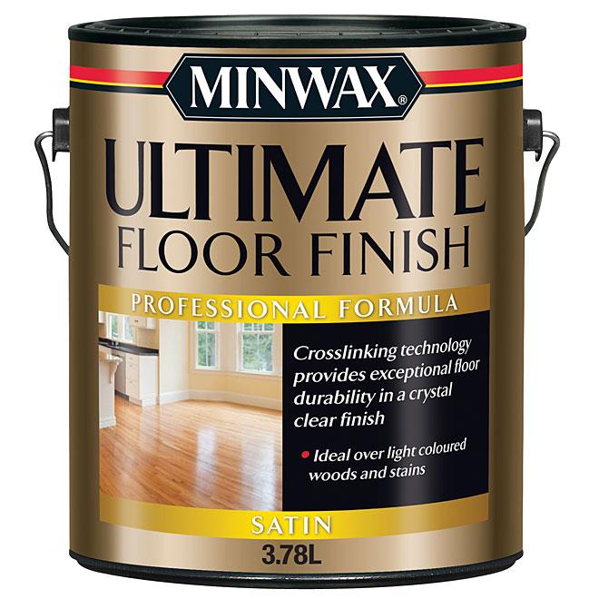 """Ultimate"" Floor Varnish 3.78 L"