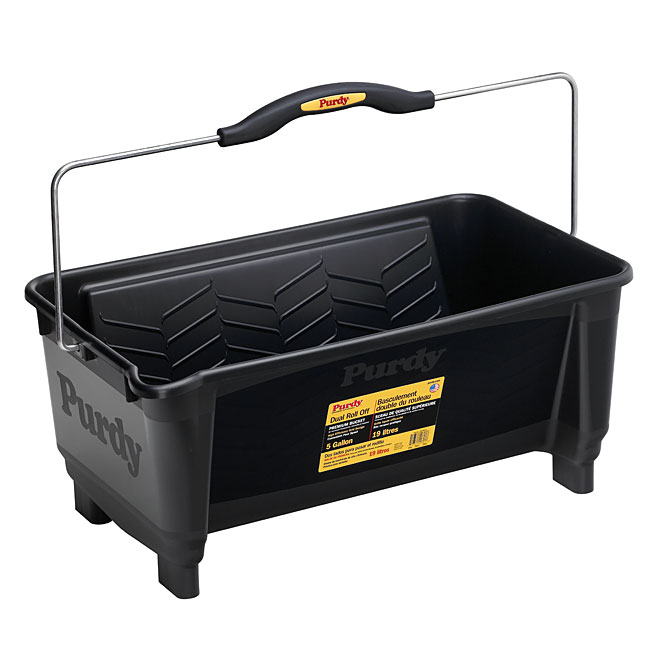 Dual Roll-Off Paint Bucket - 18.9 L