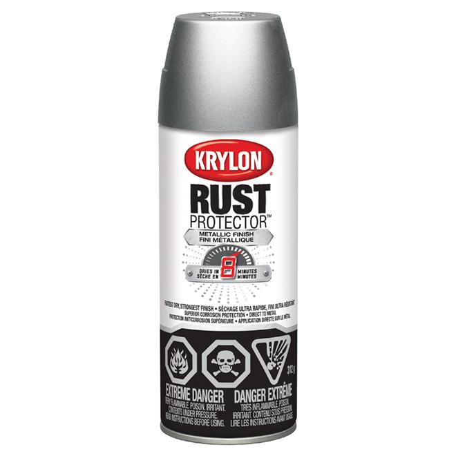 312 g Metallic Silver Rust Protector™ Enamel