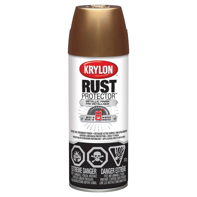 312 g Metallic Brass Rust Protector™ Enamel