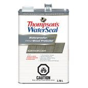 Waterproofer Tinted Wood Protector - 3.78 L - Grey