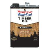 Penetrating Timber Oil - Natural - 3.78 L