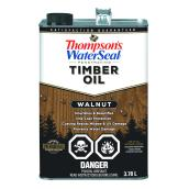 Penetrating Timber Oil - Walnut - 3.78 L