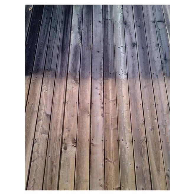Nettoyant pour le bois 3 en 1, 3,78 L