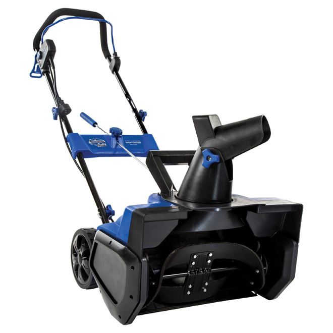 """Deluxe Electric Snowthrower - 14 A - 21"""""""