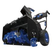 Snow Joe Cordless Snowblower 100 V - 24-in