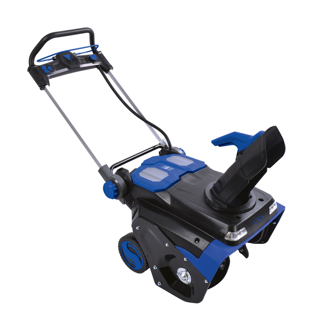 Snow Joe Cordless Snow Thrower with 100 V Lithium-Ion Battery - 21-in