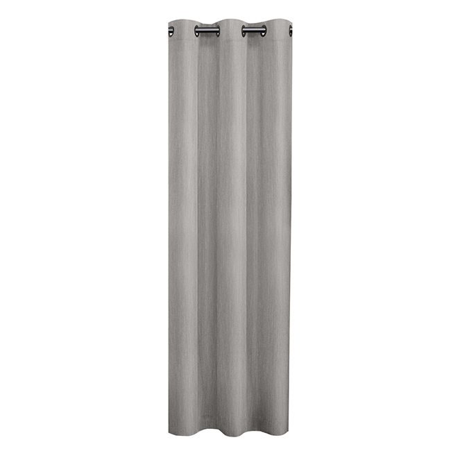"""Grommet Panels - 38"""" x 84"""" - Pack of 2 - Dove Grey"""
