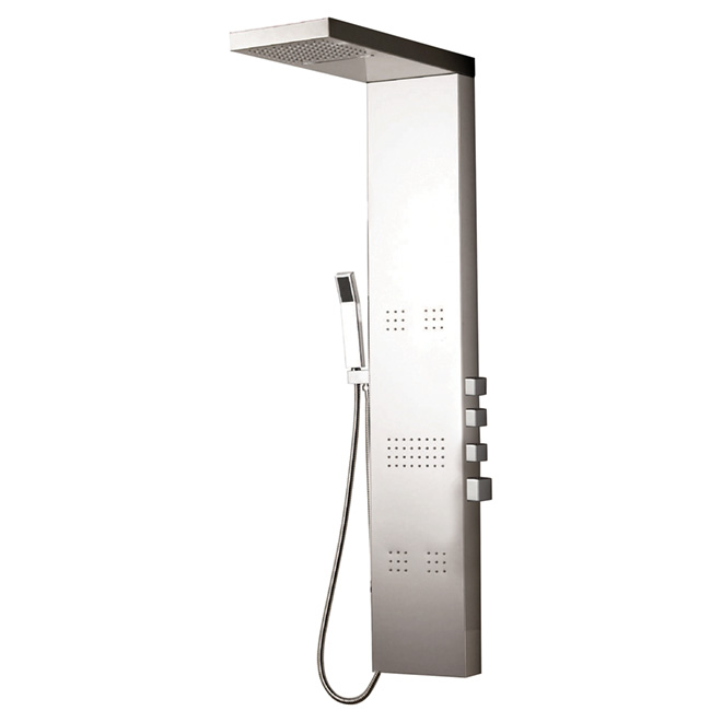 Shower Column - Stainless Steel