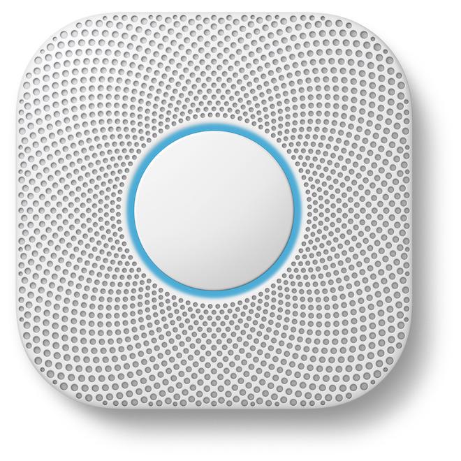 Nest Wi-Fi Protect Smoke and Carbon Monoxide Alarm